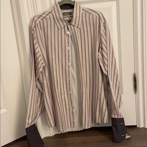 Men's Ted Baker jean dress shirt